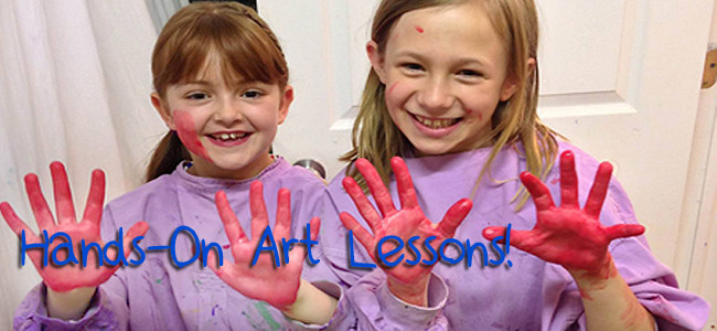 Hands On Art Lessons
